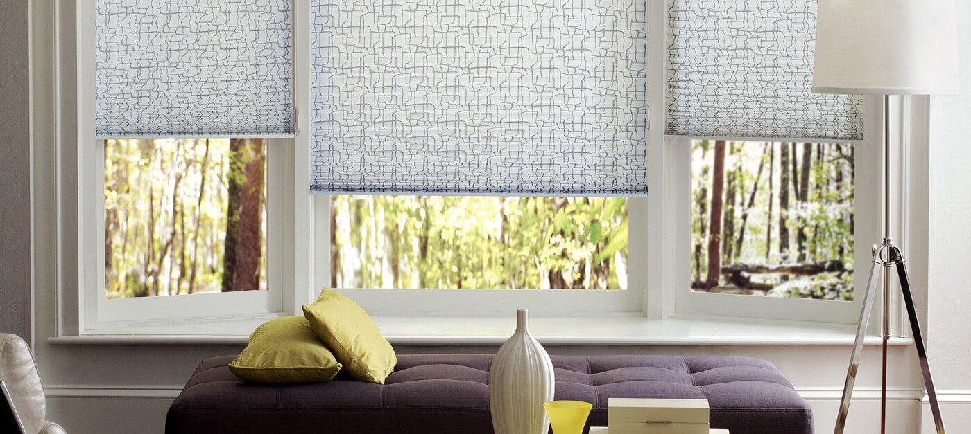 Pleated Shades in Winter White   House of Turquoise   Pinterest ...
