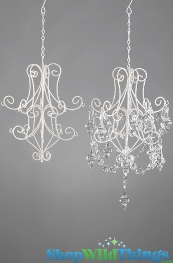 item chandelier frame dzd curly