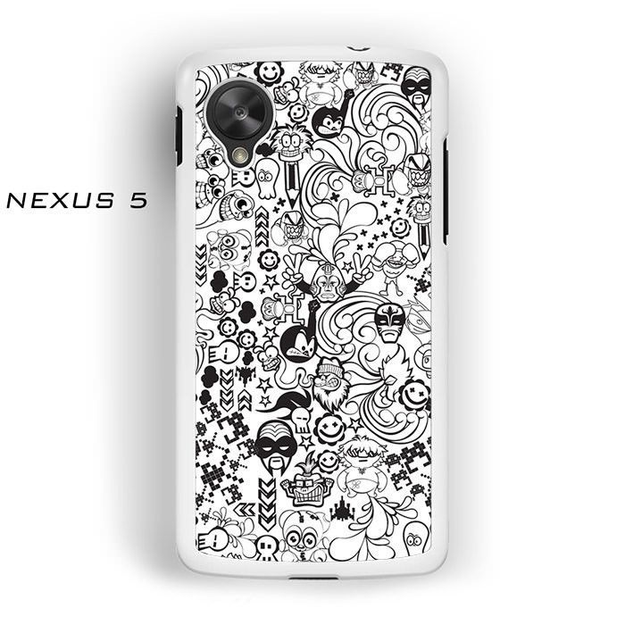 Zed duo Comics 2 for Nexus 4/Nexus 5 phonecases