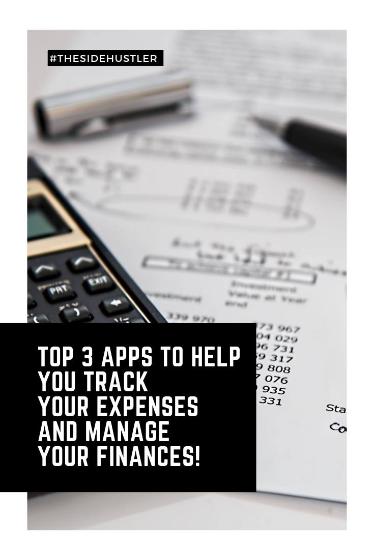 top 3 finance apps to help you manage your budgets and track your