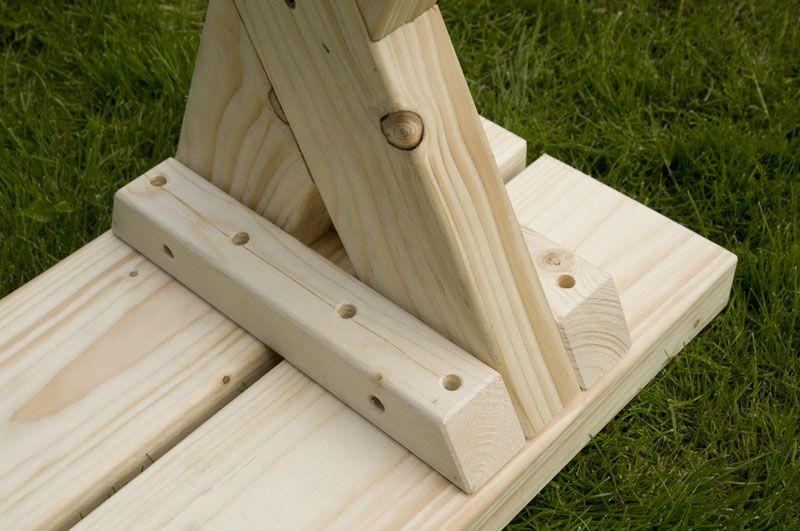Sittbänk för trädgården | Axotron Blog | Projekt i trä