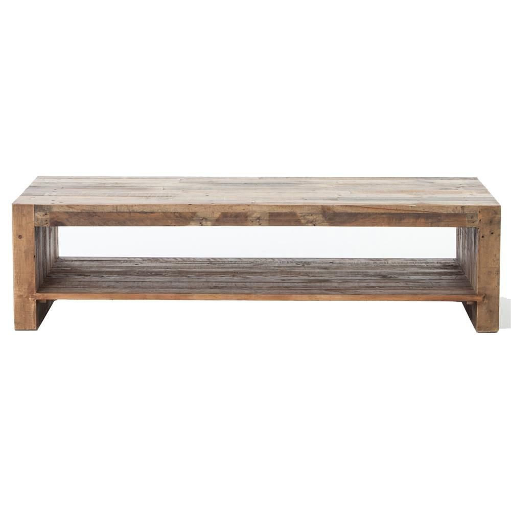 Angora Rustic Modern Reclaimed Wood Coffee Table 60 Coffee Table Wood Reclaimed Wood Coffee Table Rectangle Coffee Table Wood