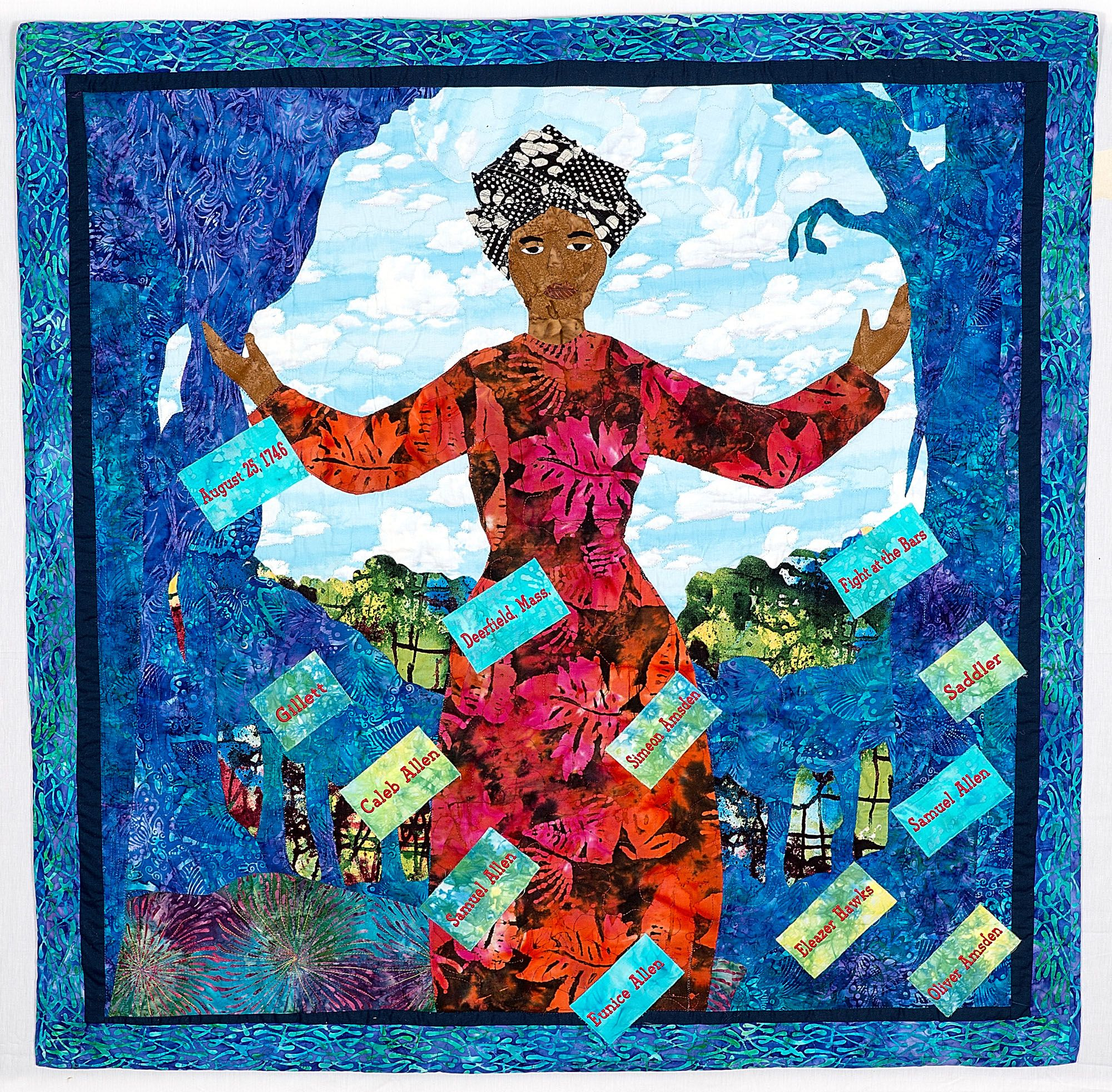 Freedom Center Extends Popular Story Quilt Exhibition The Largest ... : african american quilts - Adamdwight.com