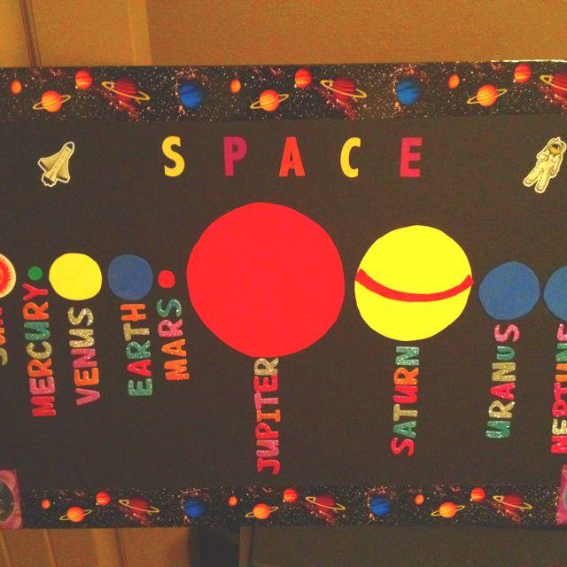 pre k science solar system - photo #11
