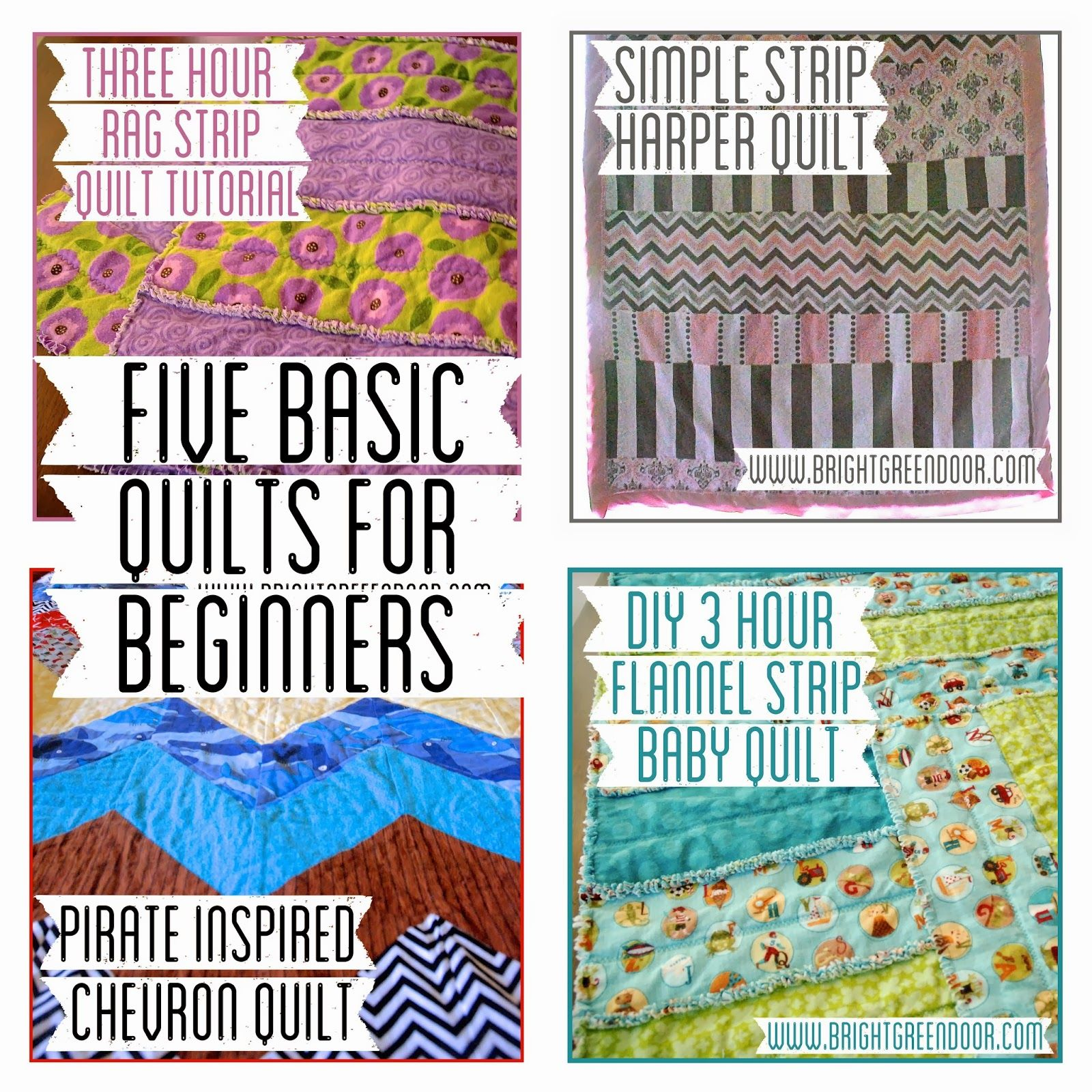 how to make a quilt by hand for beginners