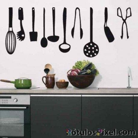 Vinilo Decorativo Cocina Estos vinilos adhesivos de cocina son una ...