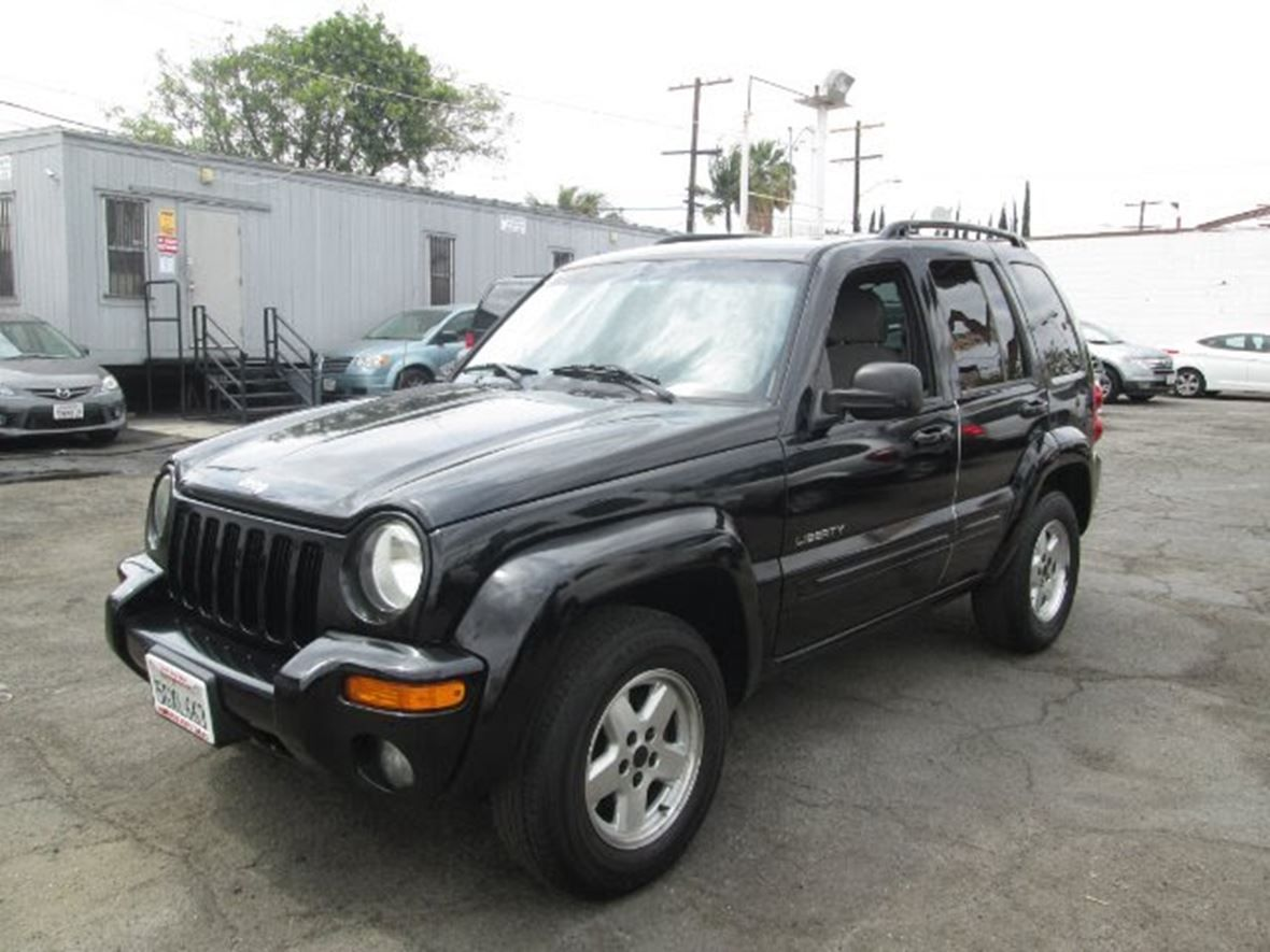 2004 Jeep Liberty For Sale By Owner In Citrus Heights Jeep