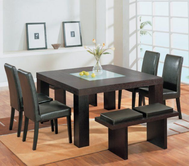 26++ Brown bench for dining table Top