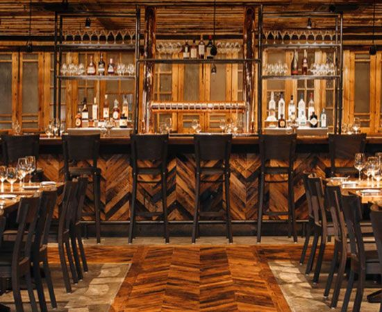 Rivermarket Bar Kitchen Revs Up Kitchen Bar Kitchen Bar