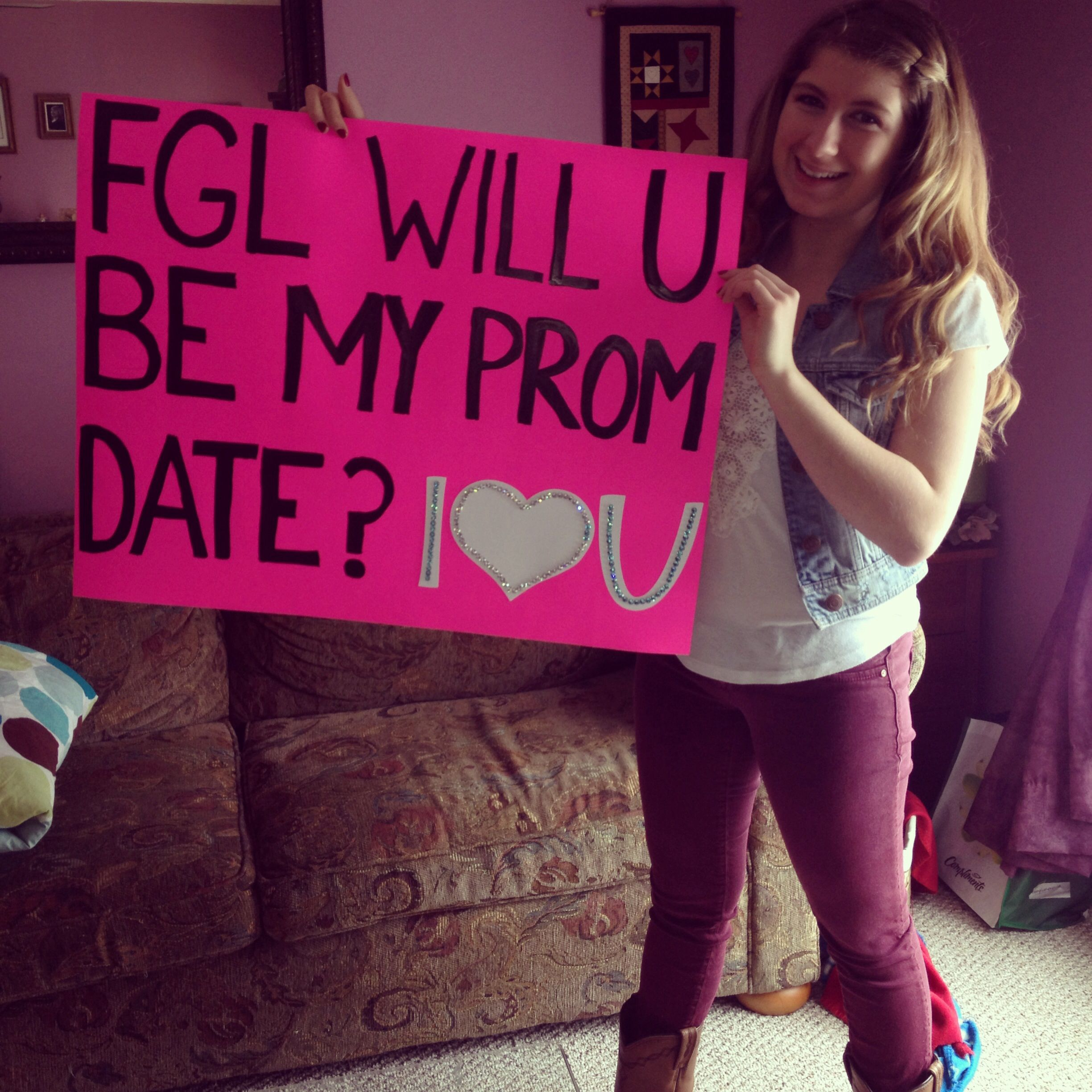 When In Doubt, Ask Florida Georgia Line To Be Your Prom Date #fgl #