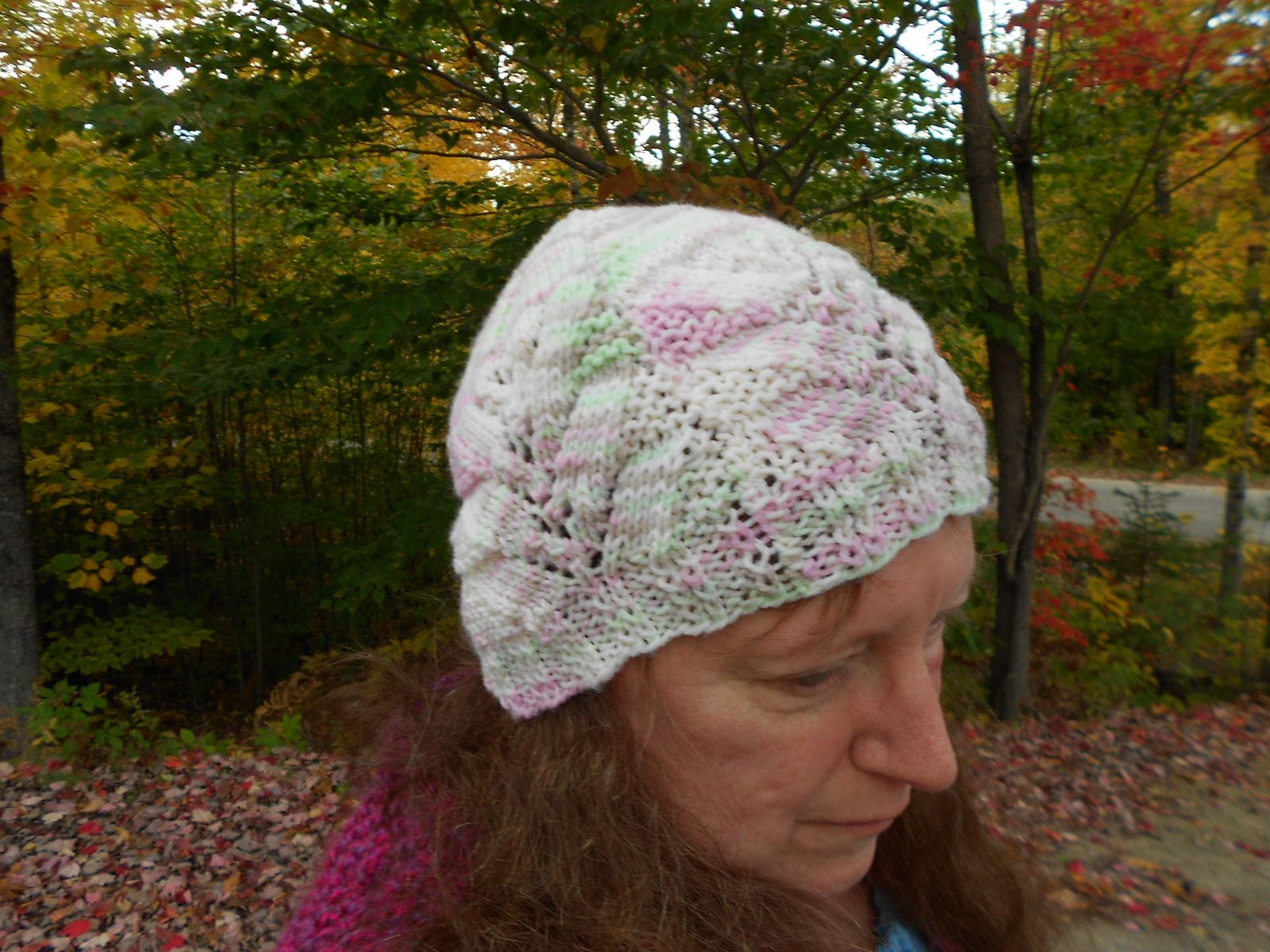 Comfy Soft Chemo Hat pattern by Melody Hadley | Ravelry, Knitting ...