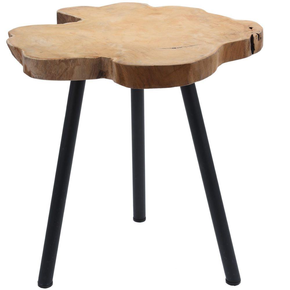 Finden Sie Top Angebote Fur Teak Holz Beistelltisch Couchtisch