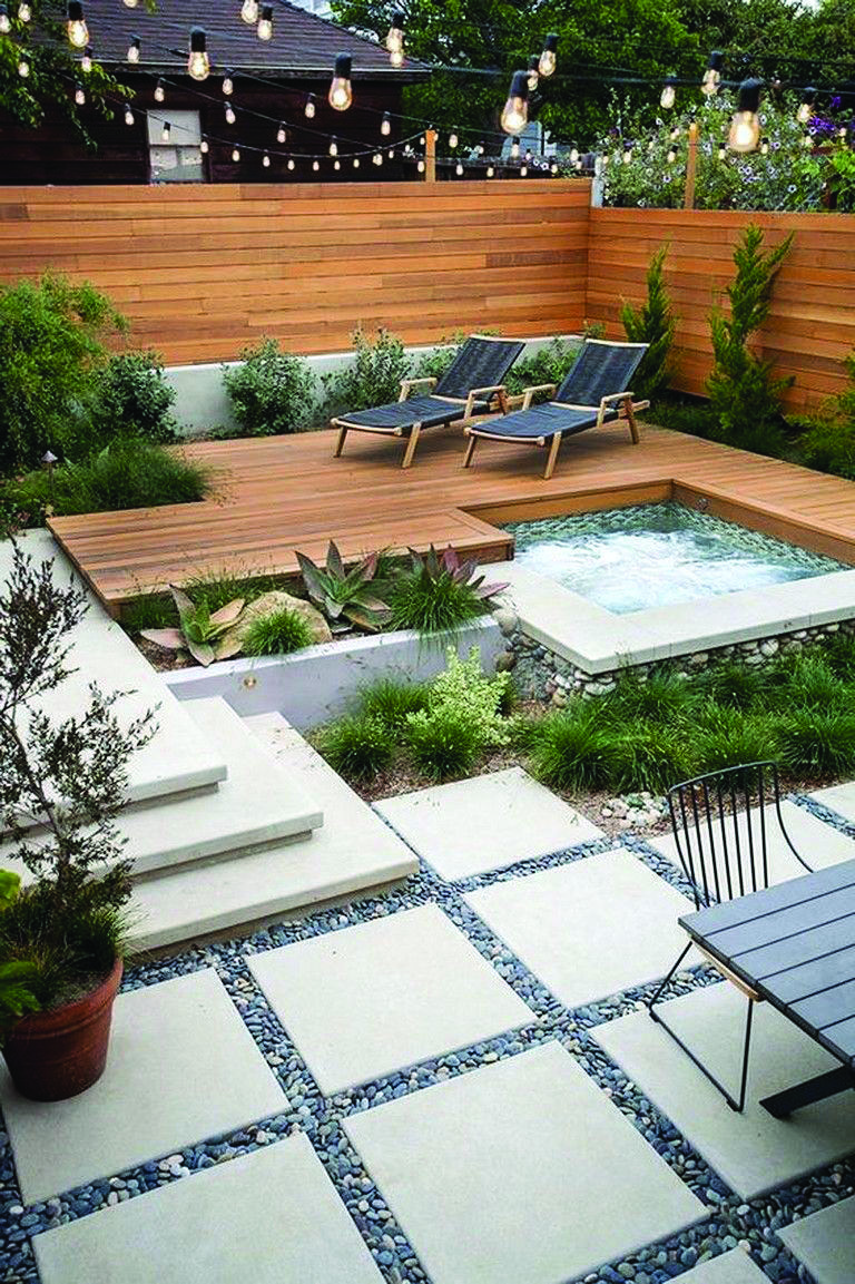 Yard Outdooring Patio Suggestions You Have To View Small Backyard Pools Backyard Landscaping Designs Backyard