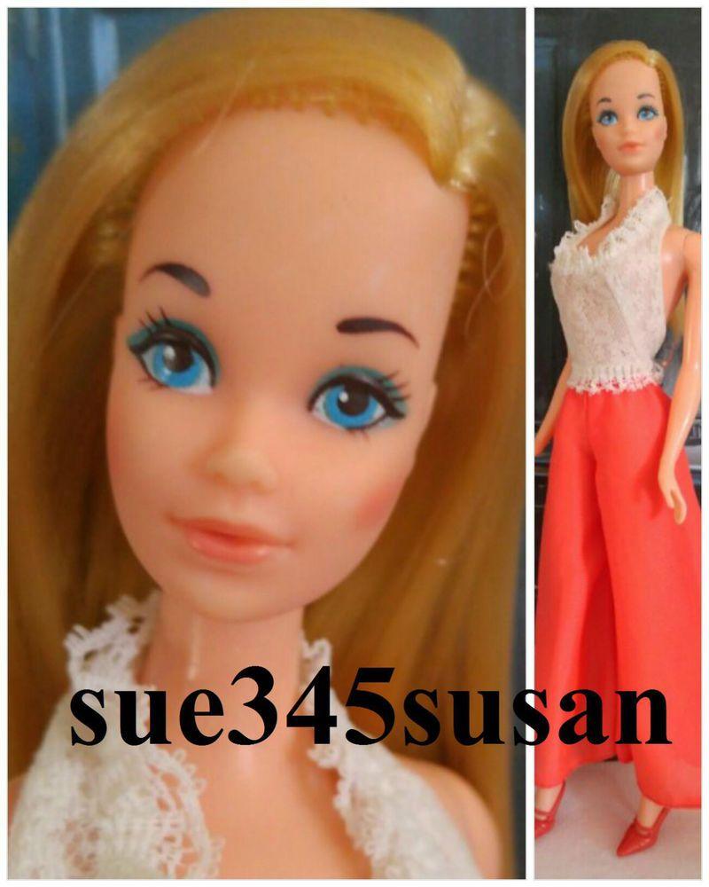 Vintage Barbie Doll European Barbie 8587 Htf Blond Version Bb Fashion 7746 Ebay Barbie Dolls Vintage Barbie Dolls Barbie