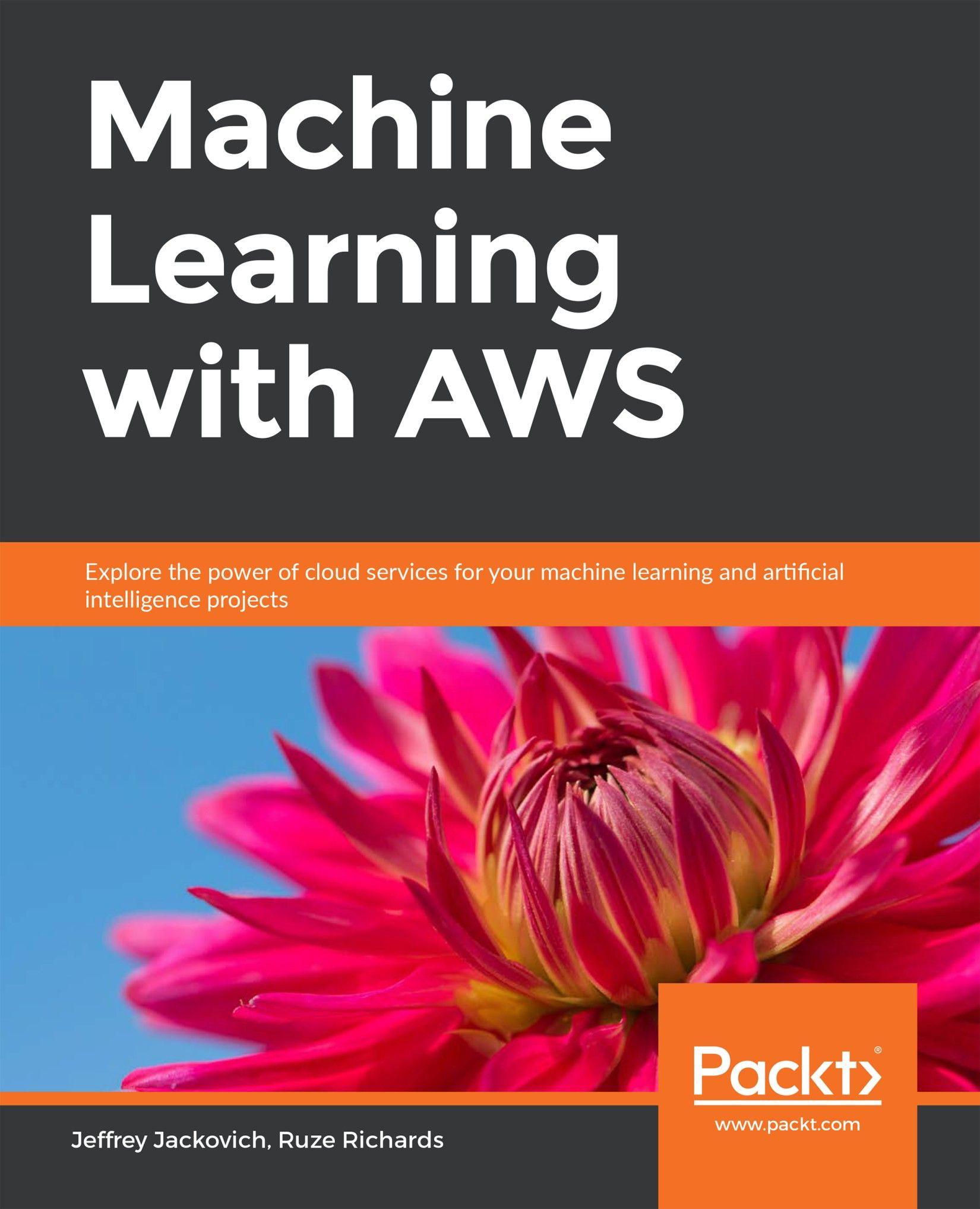 Machine Learning with AWS 1st Edition Pdf Free Download | machine