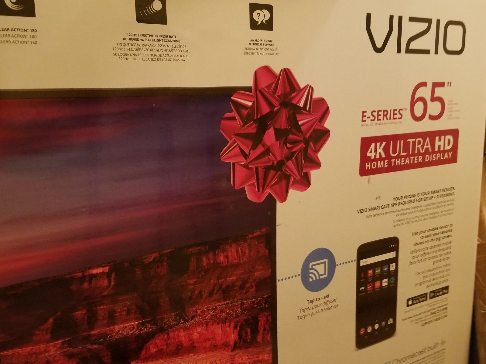 US-Deals TV Vizio E-Series E65-E1 65