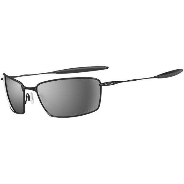 009dd3782aef Oakley Titanium Square Whisker Men's Polarized Active Sunglasses ...