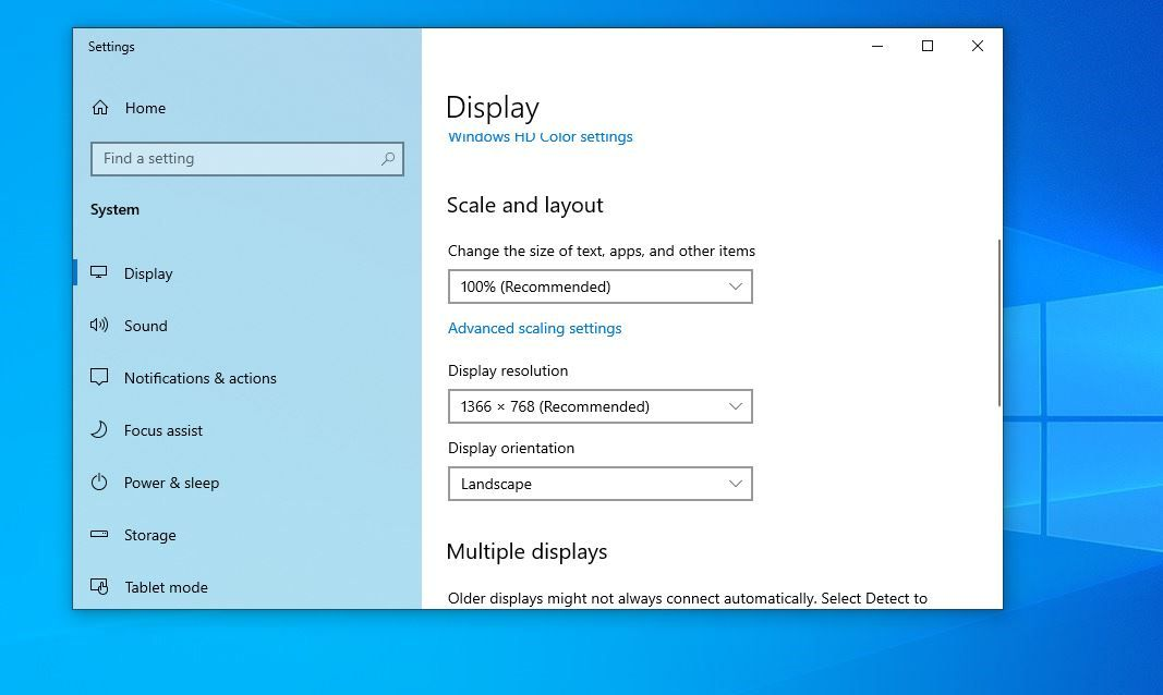 How To Stop Windows 10 Changing Screen Resolution Its Own In 2020 Changing Screen Screen Resolution Windows