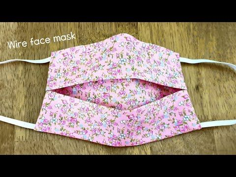 Photo of DIY Fabric Face Mask Making – Easy Fast Mask Pattern – DIY Cloth Face Mask No Sewing Machine