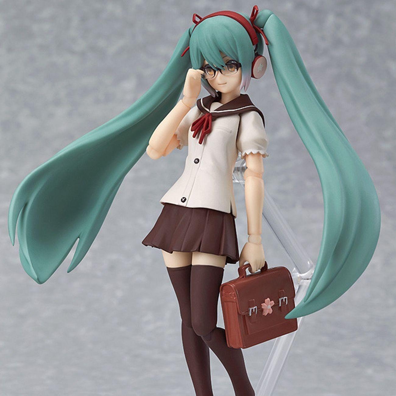 New Figma Vocaloid Hatsune Miku Sailor Uniform Ver SP 050 Max Factory Figure…