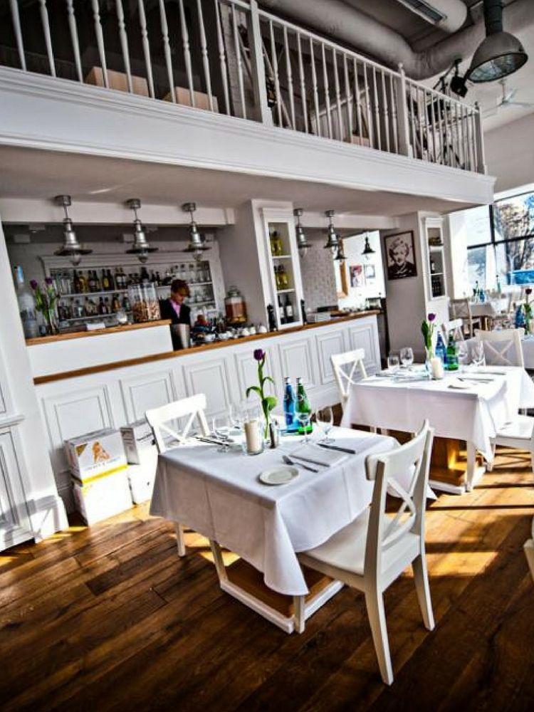 The best restaurants in Warsaw - The Akademia Restaurant