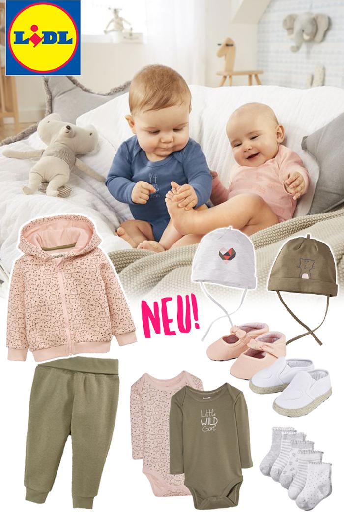 Super Specials der Verkauf von Schuhen exquisites Design NEU bei LIDL: Viele süße Babysachen, Spielzeug und ...