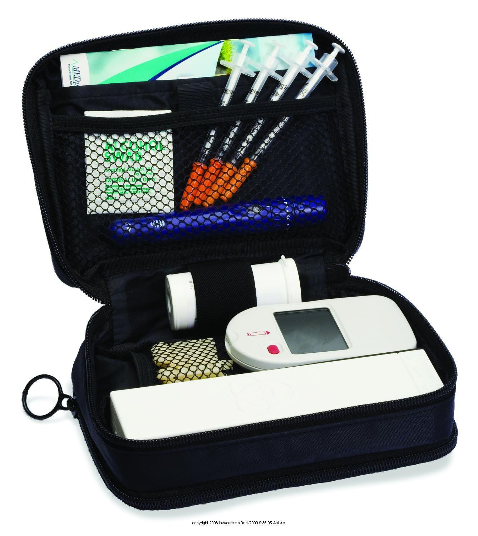 Medport Everyday Diabetic Organizer Diabetes supplies