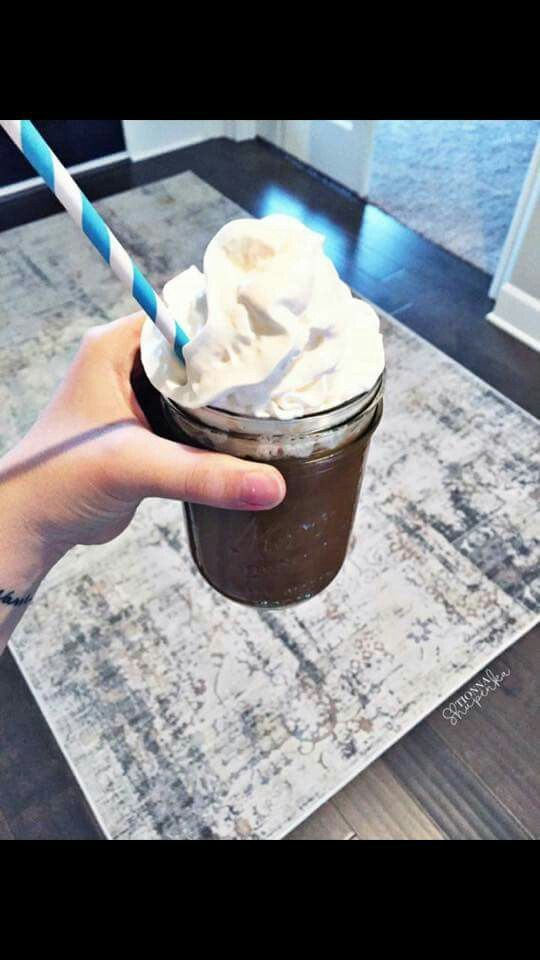 Grab your chocolate Keto//OS🍹and whip yourself up an amazing Wednesday friends! 1 serving of ...
