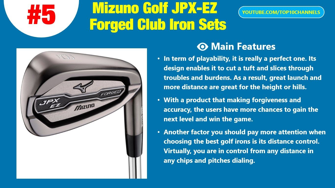 26+ Best forged golf irons 2018 information
