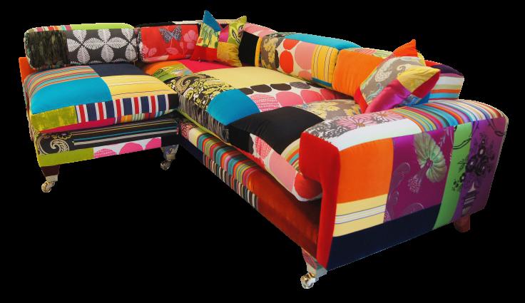 Best The Redchurch L Shape Multicoloured Sofa Furniture 400 x 300