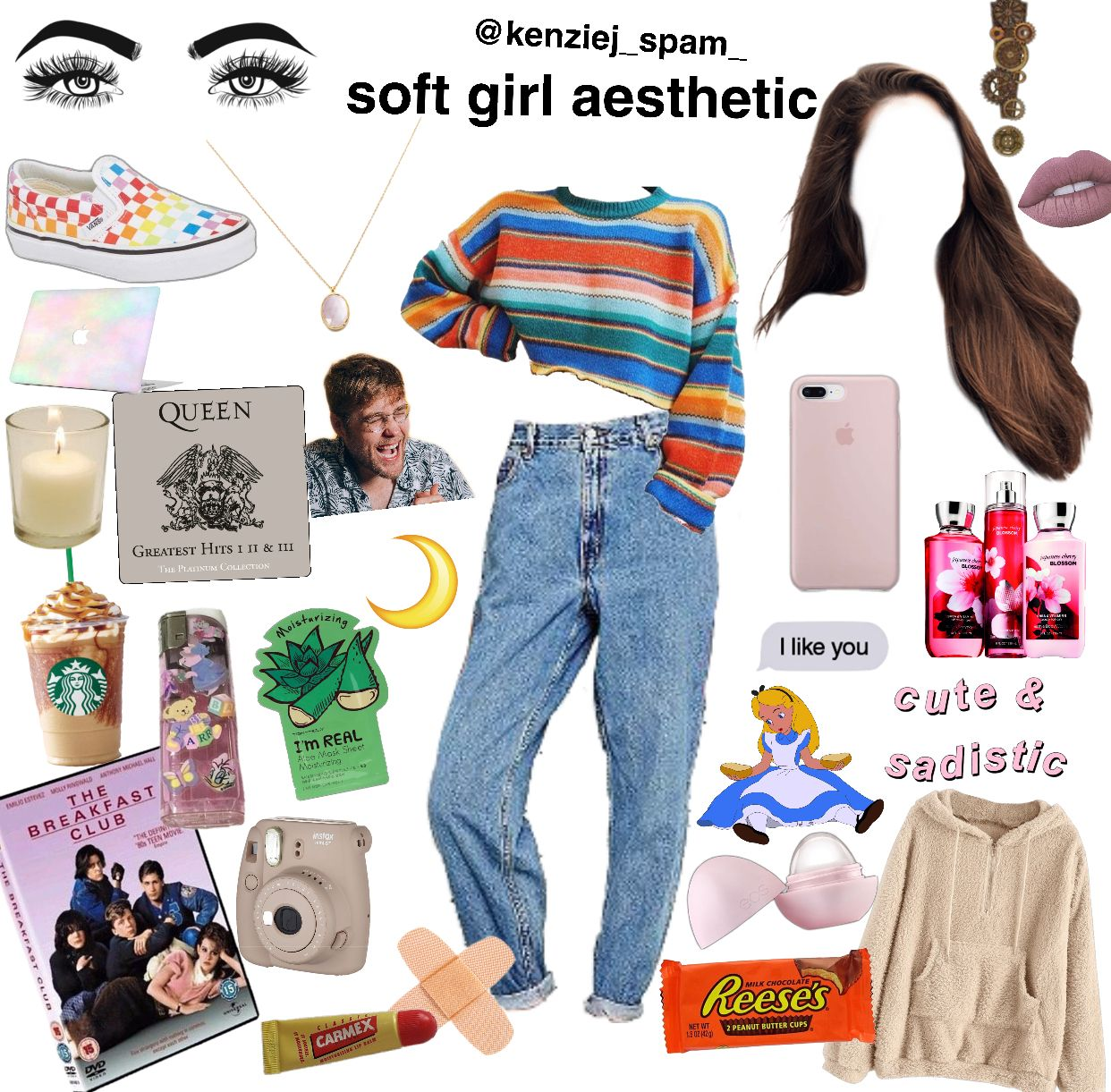 soft softgirl aesthetic