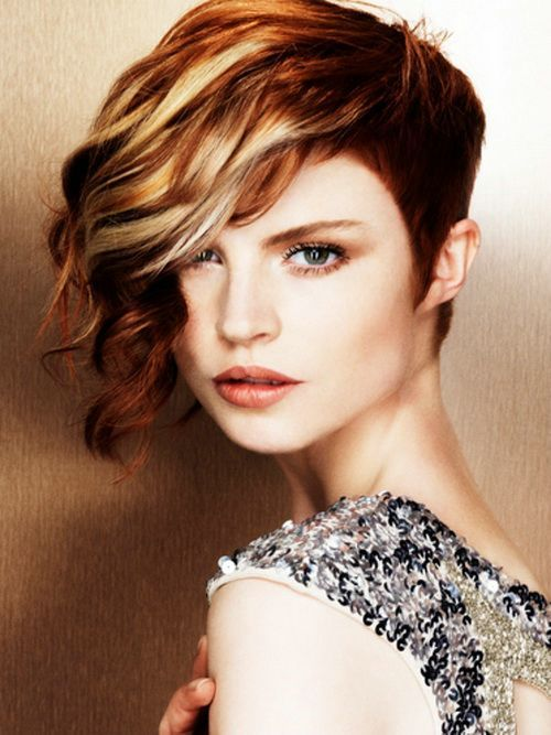 Superb New Funky Short Hairstyles Hair Highlights Brunette Hair Color Schematic Wiring Diagrams Phreekkolirunnerswayorg