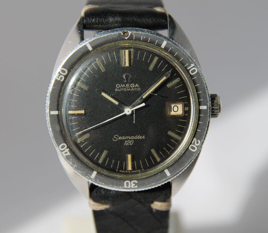 Omega SEAMASTER 120 (1960's)