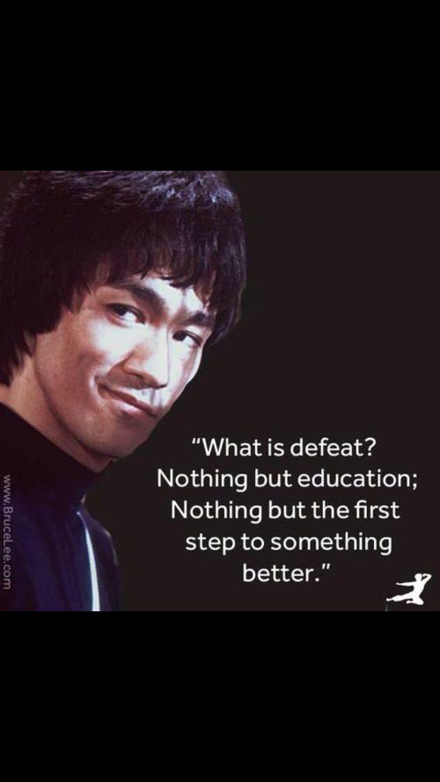 Bruce Lee Sprüche