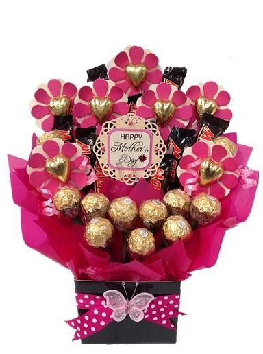 Mothers Day Hamper 99 99 Aud Free Delivery Red Wrappings