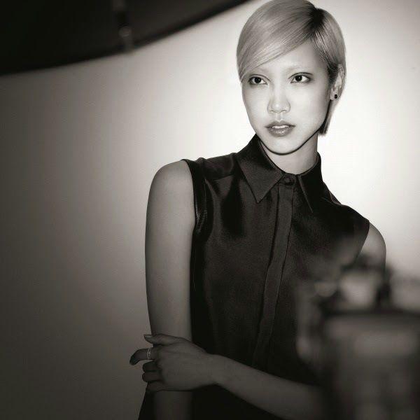 Chic e Fashion: Nova modelo da Redken