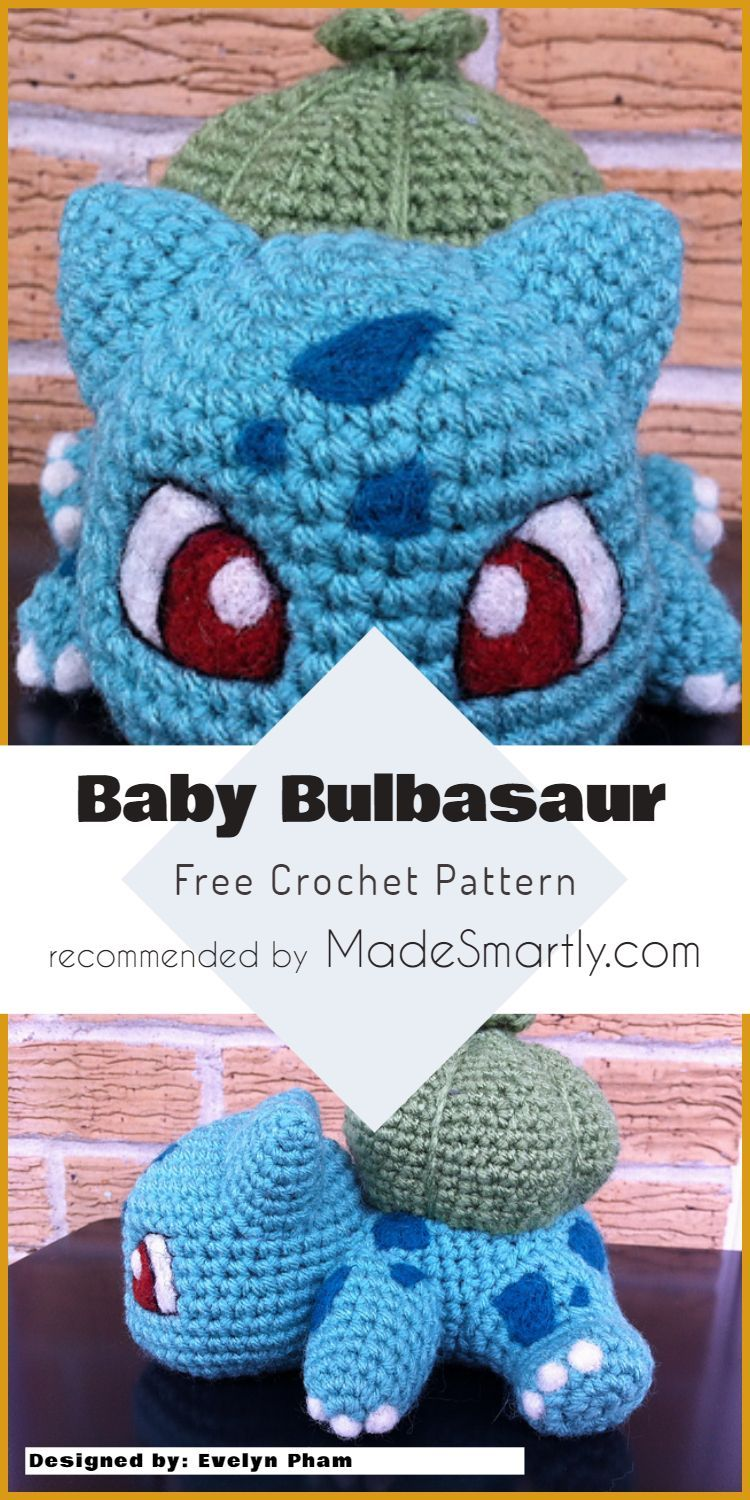 12 Free Toys and Amigurumi Crochet Patterns You Should Try This Summer