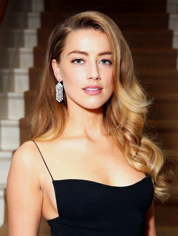 September 14 2015 Amber Heard Attends The Tiffany And Co Cocktail Party Amber Head Amber Heard Beauty