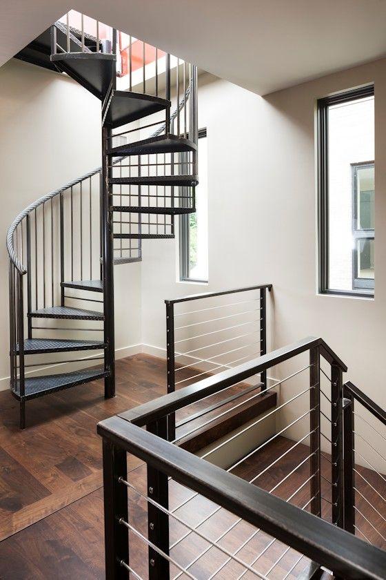 Modern Organic Home By John Kraemer Sons In Minneapolis Usa: Casas Maravilhosas, Plantas De Casas, Casa Moderna