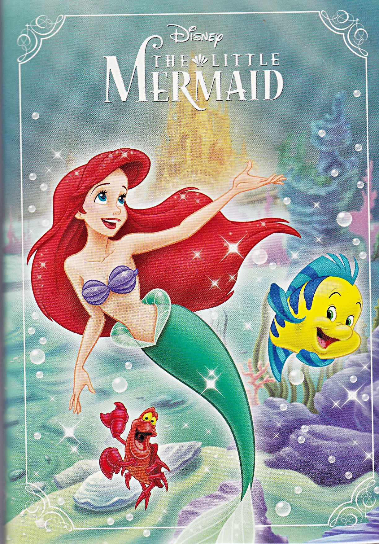 Walt Disney Pictures The Little Mermaid Walt Disney Characters