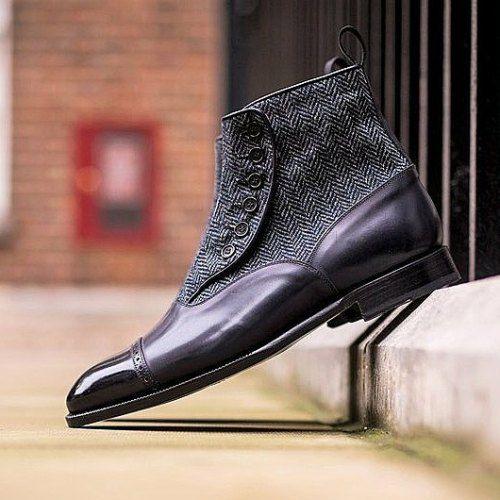 J.FitzPatrick Footwear | Boots, Button