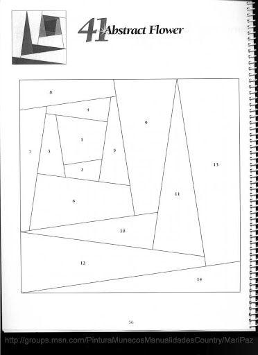 101 LogCabinBlocks - Aderita Rubio - Álbumes web de Picasa | Nähen ...