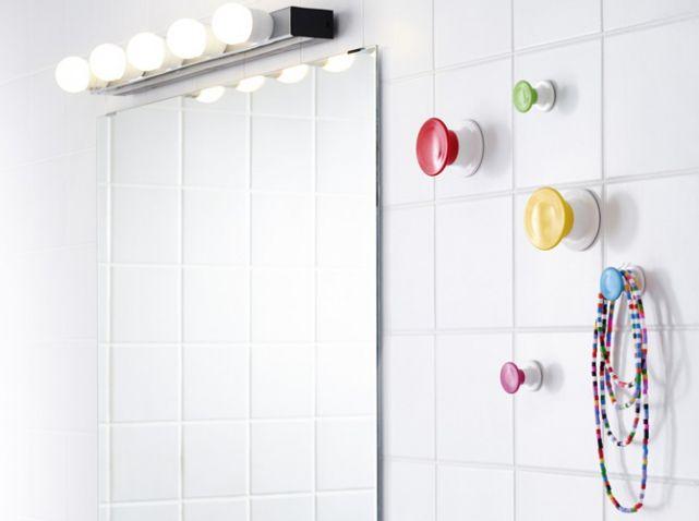Les accessoires font la déco dans la salle de bains ! - Elle