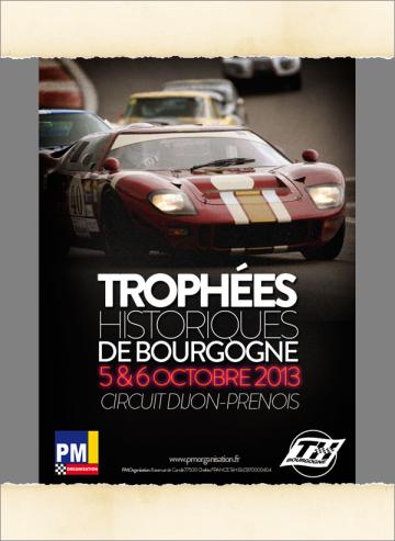 Trophées Historiques de Bourgogne 2013