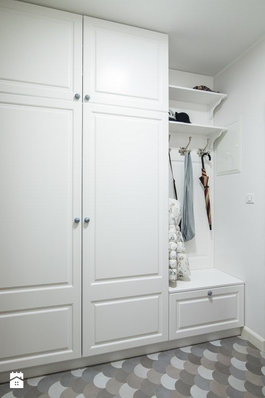 Fresh Hall Closet Door Ideas