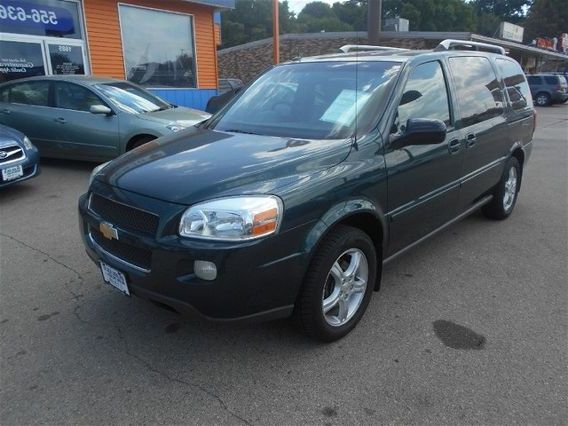 Chevrolet Uplander Cars Forsale With No Insurance Cars For Sale