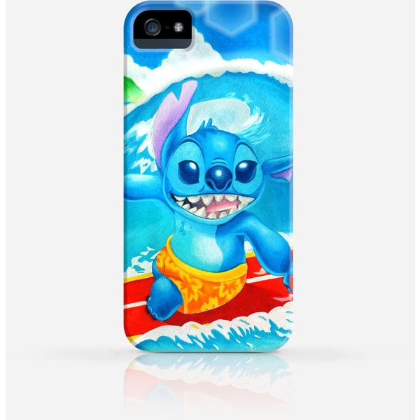 Stitch Disney iPhone 6 Case iPhone 5 Case iPhone 5c Case iPhone 4 Case... (60.380 COP) ❤ liked on Polyvore featuring accessories, tech accessories, phone cases, phones, iphone case, tech, disney, apple iphone case, slim iphone case and disney iphone cases