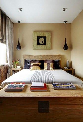 светильники в спальне фото