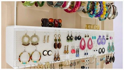 Brylane Home Jewelry Collection Organizer Giveaway Never misplace