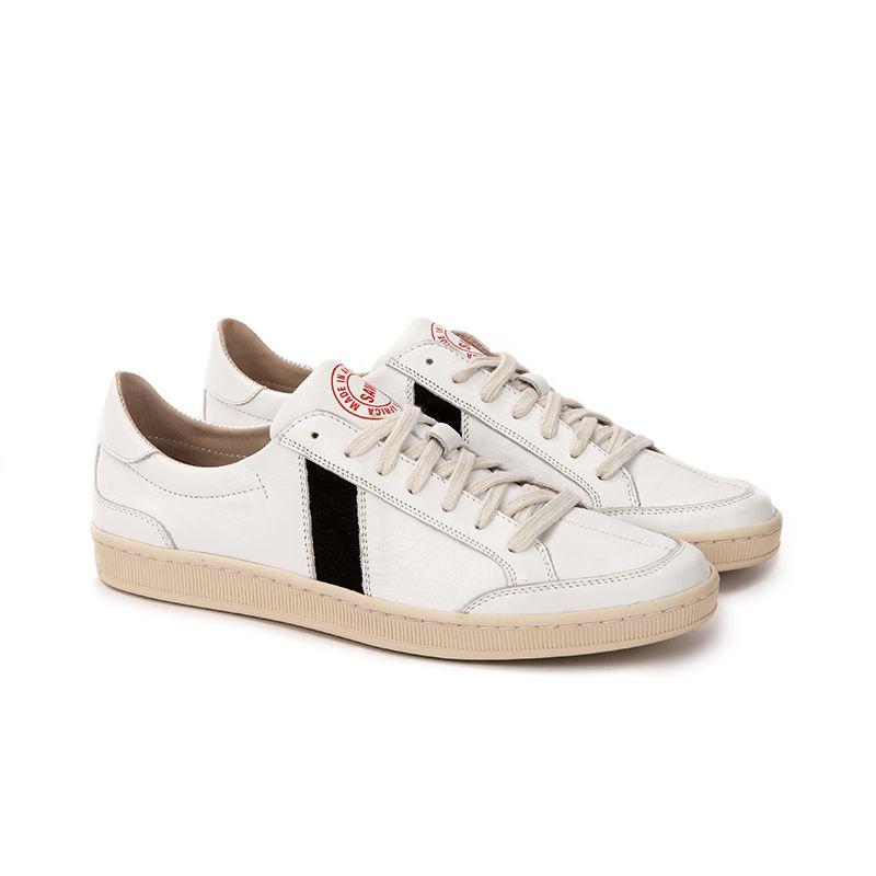 Sawa Lafrica White Blue | Sneakers, Chaussure, Mode
